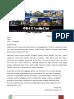 Proposal Penawaran HR Arsitektur