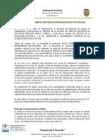 Orientaciones Ruta de Mejoramiento Autoevaluacin PMI-ok