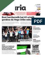 025. Geuria aldizkaria - 2016 abendua