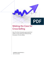 Case Study - Making the Case for Cross-Selling