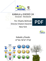 Kabala y Exodo 24