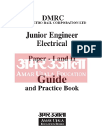 Safalta.com - DMRC Junior Engineer Electrical Guide In English