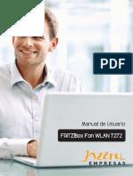 Manual de Usuario Router FritzBox
