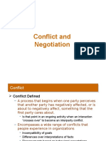Conflict Management and Negotiation 826
