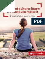 Emerging Talent Brochure