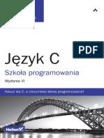 Jezyk c Szkola Programowania Wydanie Vi Stephen Prata