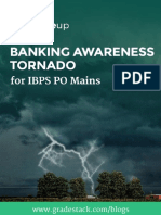 Banking Awareness for IBPS PO Mains 2016 Exam
