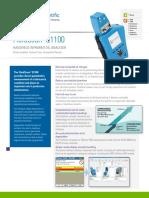 Datasheet - Fluidscan Q1100