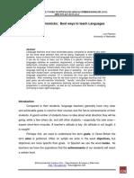 Articulo_Goals or Gimmicks_ Best ways to teach Languages.pdf