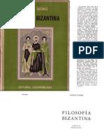Filosofía Bizantina_Basilio Tatakis