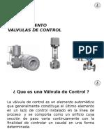 Valvulas Control