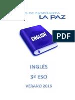 Ingles 3º Eso 2016