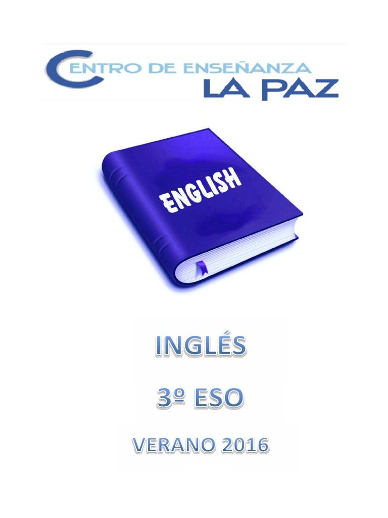 9de1ac7d5 Ingles 3º Eso 2016