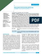 Jurnal Epidemologi Status