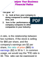 Steps to Basic Company Financial Analysis