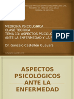 Tema 13 Medicina Psicologica