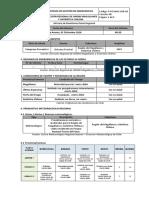 Informe Diario de Monitoreo Regional AM 01.12.2016