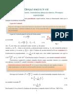 5. Câmpul Electrostatic În Vid. Teorema Lui Gauss