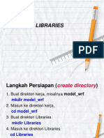 Building Libraries