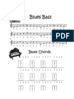 Blues Chords and Bass and Improv