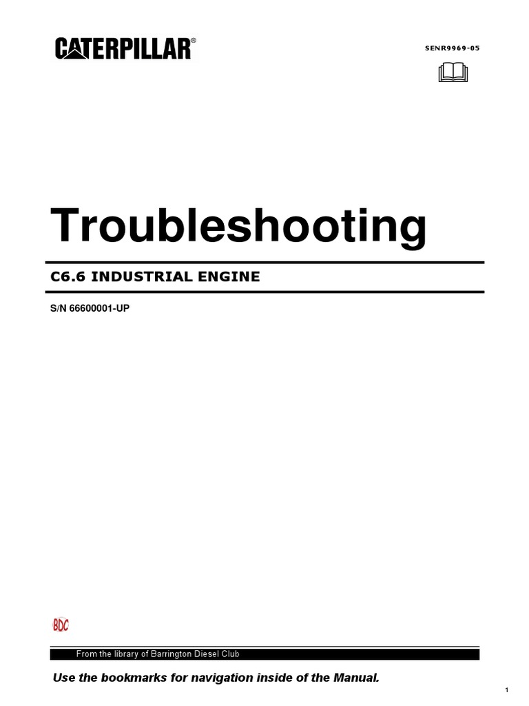 cat-c6 6-troubleshooting-manual pdf | Fuel Injection | Throttle