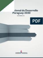 Plan Nacional de Desarrollo Paraguay 2030