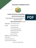 Presentacíon de Proyecto TIC PDF