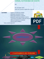 Presentación de Proyecto en Diapositivas PDF