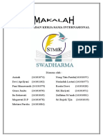 MAKALAH KERJASAMA INTERNASIONAL(1).docx