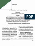 (2005)Advances in Active Radar Seeker Technology