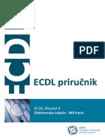 Excel  priručnik