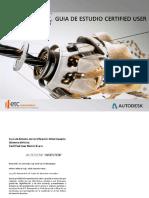 Guía de Estudio Autodesk Inventor Certified User v1.0