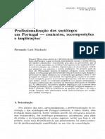 a profissionalização dos sociólogos em portugal.pdf