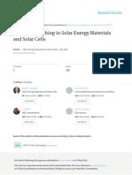 Solar Journal