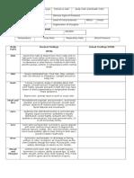 Guide for Assessment