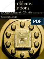 Adel S. Sedra, K. C. Smith, Kenneth C. Smith-KC's Problems and Solutions for Microelectronic Circuits, Fourth Edition-Oxford University Press, USA (1998)
