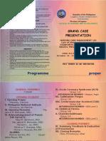 Case Pres Program 2