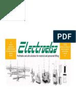 Electroelsa Hoists and Platforms