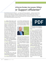 Experttalk TOPdesk Mitrange Magazin