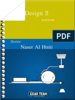 Design 2 Notebook First 2014 - GearTeam