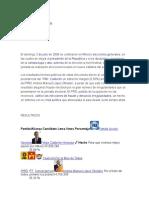 Elecciones Del 2006