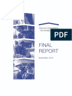 Final Report Dallas Commission
