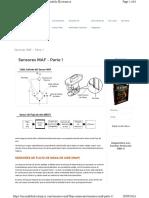 Sensores MAF Parte 1