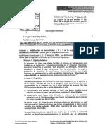 Se aprobó ley de Acción Popular para que peruanos en exterior retornen con beneficios.