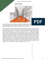 Composicion Urbana_ La Problemática Del Espacio Publico