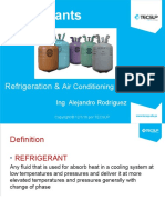 Refrigerant s