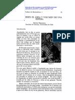 Arquímds, El Área y Vol.de 1 Esfera [13p]