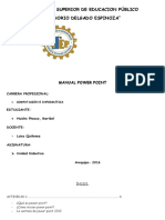 Power Point Manual