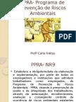 PPRA- Programa de Prevenção de Riscos Ambientais