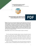Pesquisa Brasileira sobre Agências de Notícias (2016)